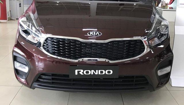 Bán xe KIA Rondo GMT 609Tr - hỗ trợ trả góp lên đến 85%