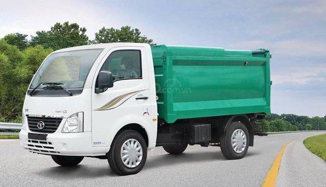 Bán ô tô Tata Super ACE năm sản xuất 2019, màu bạc, nhập khẩu