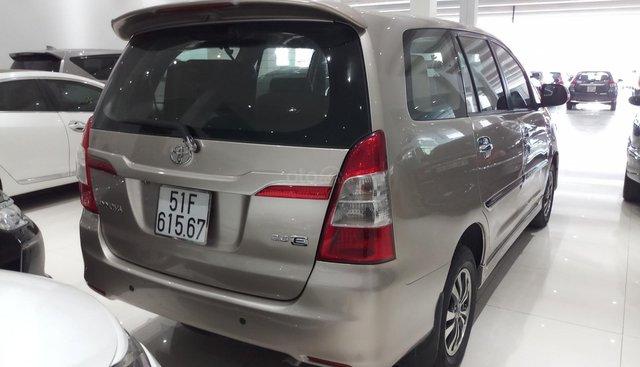Bán biển số SG đuôi 567 tặng xe Innova 2.0E date 2016