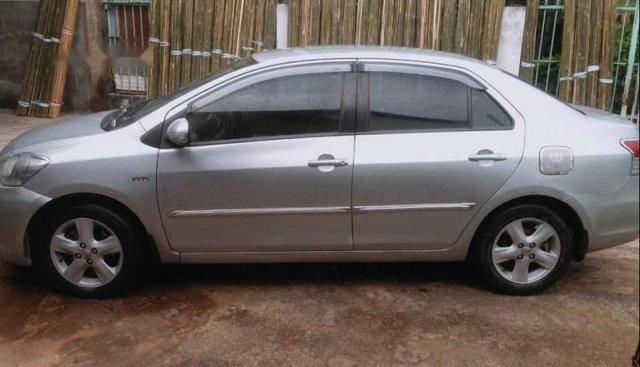 Cần bán gấp Toyota Vios đời 2008, màu bạc, giá chỉ 220 triệu