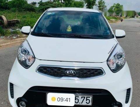 Bán ô tô Kia Morning Si 1.25AT sản xuất 2016, màu trắng
