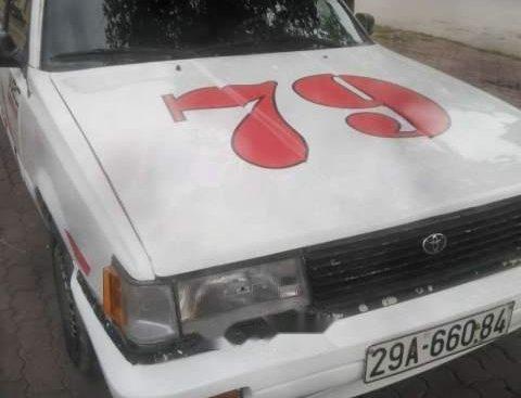 Bán Toyota Camry năm sản xuất 1984, màu trắng, nhập khẩu