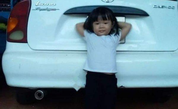 Bán Daewoo Lanos sản xuất 2003, màu trắng, nhập khẩu