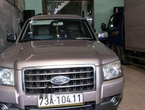 Cần bán xe Toyota Fortuner năm 2009, nhập khẩu còn mới