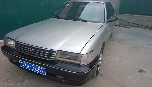 Bán Toyota Cressida 2.4 đời 1990, màu bạc, nhập khẩu