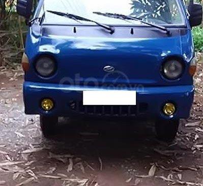 Bán Hyundai Porter đời 1999, màu xanh lam, xe nhập