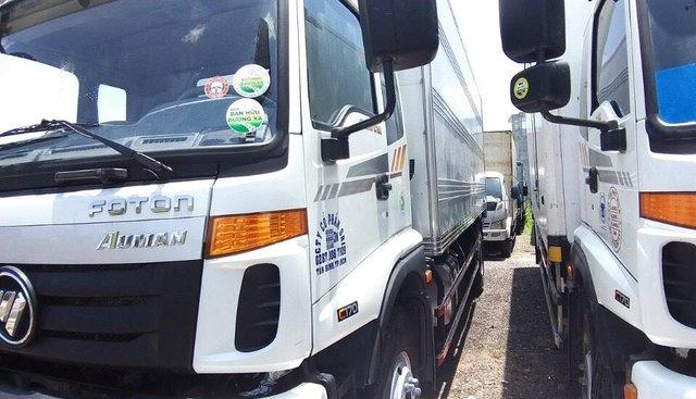 Bán xe Thaco Auman C160 thùng kín, vừa đăng ký chạy được 500km rẻ hơn xe mới 200tr