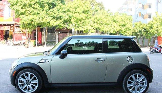 Cần bán xe Mini Cooper S đời 2007 - LH 0912252526
