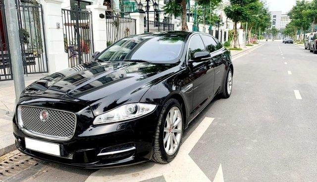 Bán Jaguar XJL 2015, màu đen, nhập khẩu chính chủ 100% - 0868 868 986
