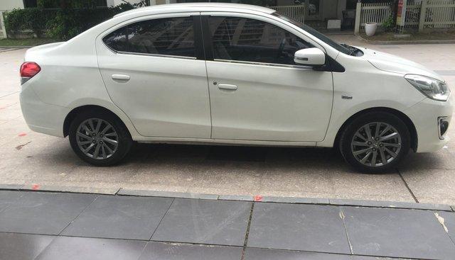 Cần bán xe Mitsubishi Attrage CVT cũ năm 2014 nhập khẩu, giá bán xe cũ tầm 350tr
