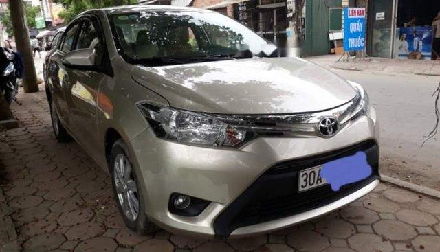 Bán Toyota Vios MT năm sản xuất 2015 số sàn