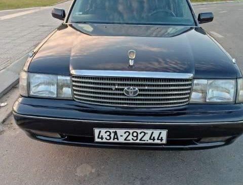Bán Toyota Crown Super Saloon 3.0 sản xuất 1994, màu đen, xe nhập chính chủ