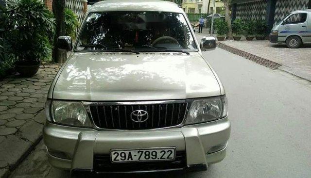 Bán Toyota Zace Surf sản xuất 2005, xe ít sử dụng, giá chỉ 280 triệu