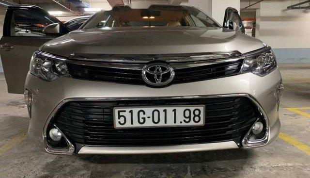 Bán xe Toyota Camry 2.5G 2017 chính chủ