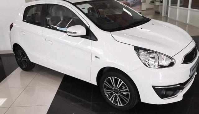 Bán Mitsubishi Mirage sản xuất năm 2019, màu trắng, xe nhập