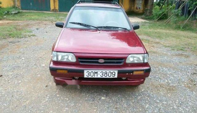 Cần bán Kia CD5 năm sản xuất 2001, màu đỏ