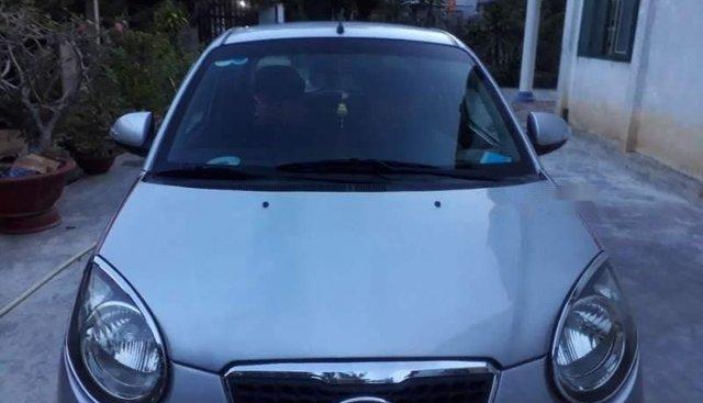 Bán ô tô Kia Morning năm 2009, màu bạc xe gia đình, giá 185tr