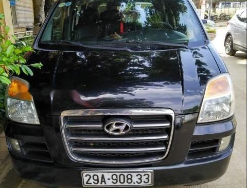 Bán ô tô Hyundai Grand Starex sản xuất 2005, màu đen xe gia đình, giá chỉ 320 triệu