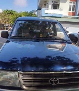 Bán Toyota Zace 2002, màu xanh lam, xe gia đình