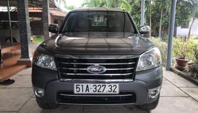 Bán Ford Everest Limited năm 2010, xe đã đi 126.000 km