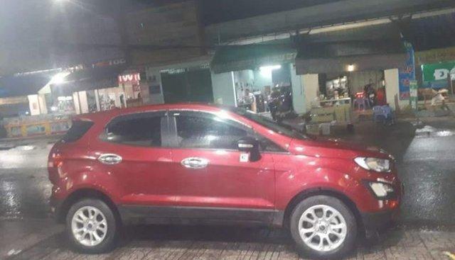 Bán xe Ford EcoSport đời 2018, màu đỏ, giá tốt