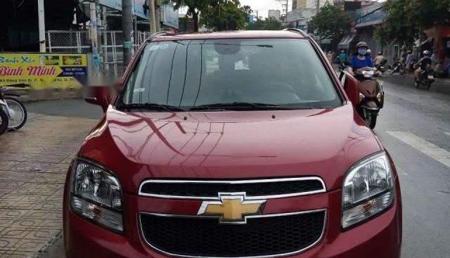 Bán Chevrolet Orlando đời 2017, màu đỏ, giá cạnh tranh