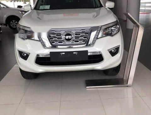 Bán Nissan X Terra 2019, màu trắng, nhập khẩu