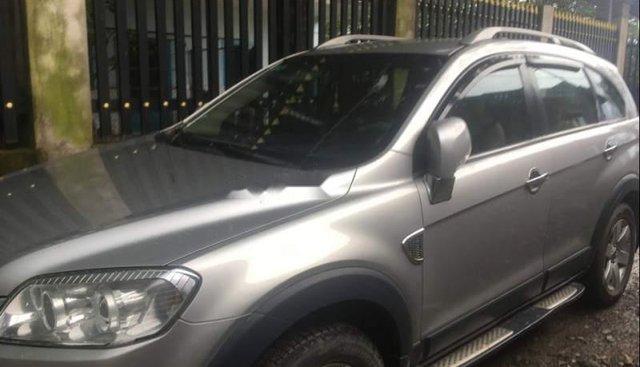 Bán Chevrolet Captiva đời 2008, màu xám, xe gia đình