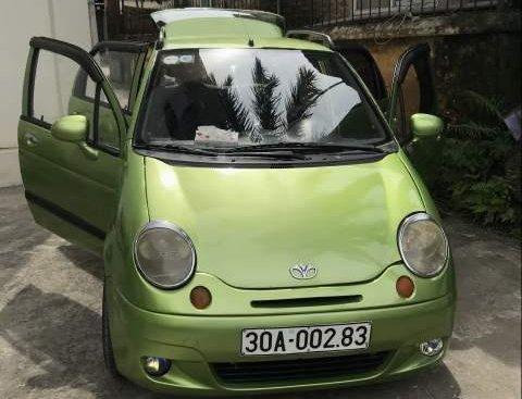 Bán Daewoo Matiz năm 2004, màu xanh lục, chính chủ