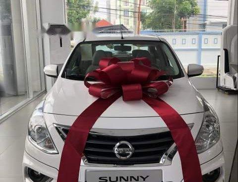 Bán Nissan Sunny 2019, màu trắng, 488 triệu