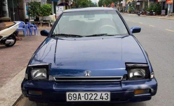 Bán Honda Accord sản xuất 1989, màu xanh lam, nhập khẩu