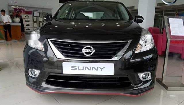 Bán Nissan Sunny đời 2019, màu đen, nhập khẩu