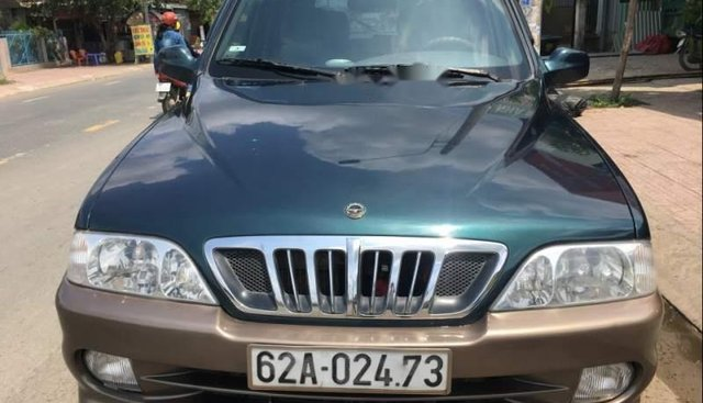 Bán xe Ssangyong Musso 2002, 148 triệu