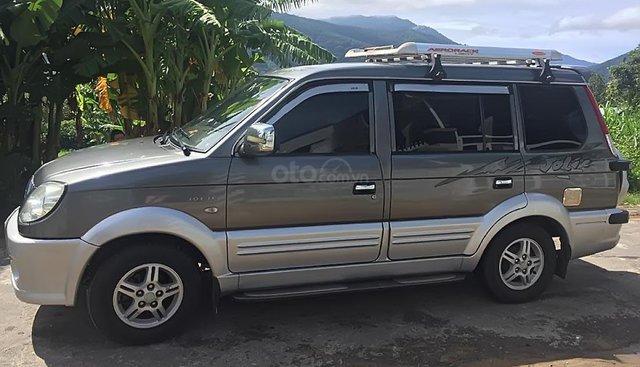 Xe Mitsubishi Jolie SS sản xuất 2005 xe gia đình