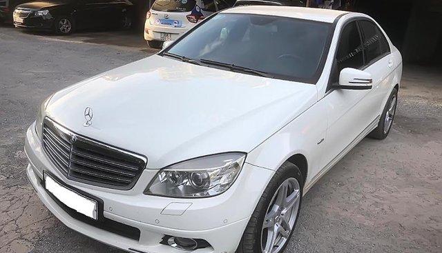 Cần bán xe Mercedes C250 CGI đời 2010, màu trắng