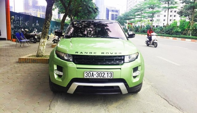 Bán LandRover Evoque Dynamic model 2013