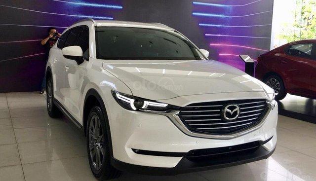 Bán Mazda CX8 All New 2019 với giá ưu đãi lô đầu lên đến 50 triệu đồng, LH: 0909272088