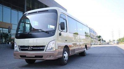 Cần bán xe Hyundai County 2019, màu trắng, nhập khẩu nguyên chiếc