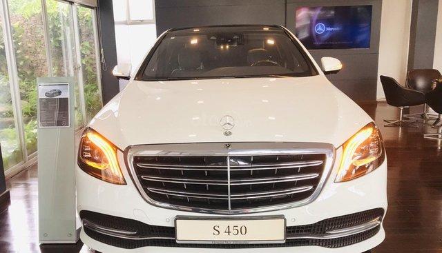 Bán xe ô tô Mercedes S450 đã qua sử dụng siêu lướt, bán chính hãng