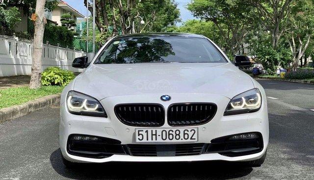 Cần bán BMW 640 Series sản xuất 2016, màu trắng, nhập khẩu