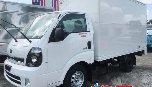Bán xe tải 2 tấn thùng kín Thaco K200, động cơ Hyundai tại Bình Dương - LH: 0944813912