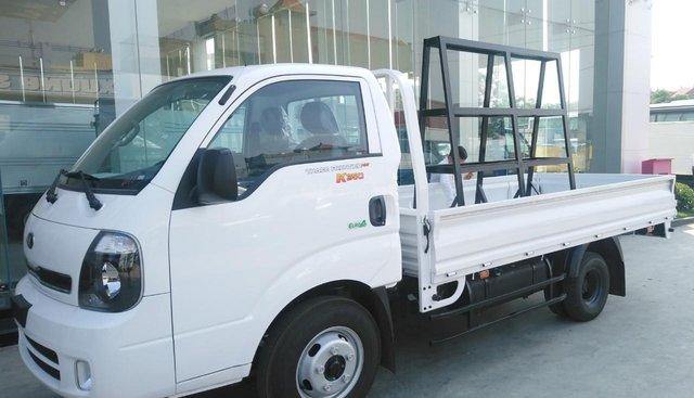 Bán ô tô Thaco Kia K250, động cơ Hyundai sản xuất năm 2019, thùng cải tạo chở kính - Bình Dương - 0944813912
