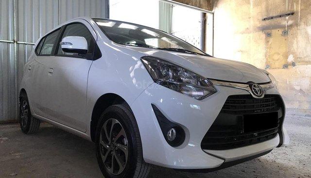Chỉ góp 5tr/th, trả trước 120tr sở hữu ngay Toyota Wigo 2019 với chi phí rất kinh tế, tìm hiểu ngay