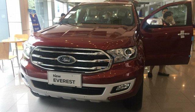 Cần bán Ford Everest Titanium đời 2019, nhập khẩu nguyên chiếc