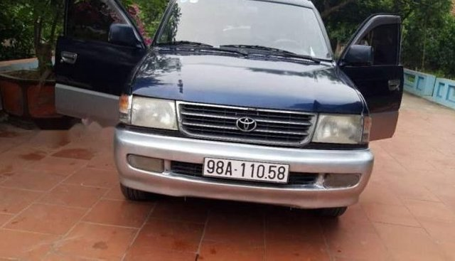 Bán xe Toyota Zace GL đời 2002 xe gia đình, giá chỉ 145 triệu