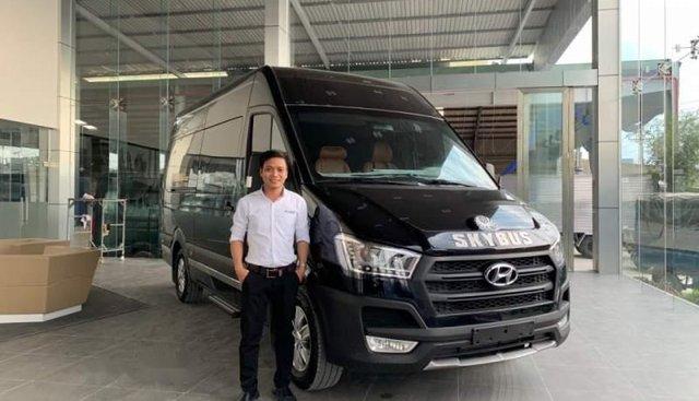 Bán Hyundai Solati đời 2019, màu đen, nhập khẩu