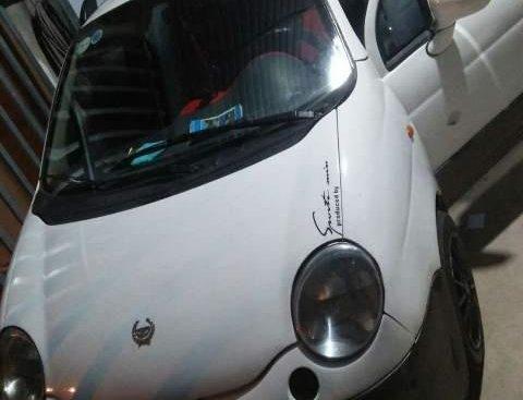 Bán Daewoo Matiz năm sản xuất 2003, màu trắng