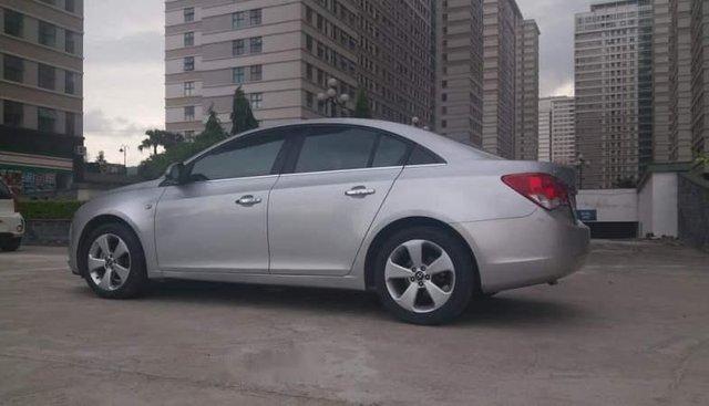 Bán Daewoo Lacetti CDX sản xuất 2010, màu bạc, xe nhập