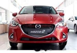 Bán Mazda 2 đời 2019, màu đỏ, xe nhập