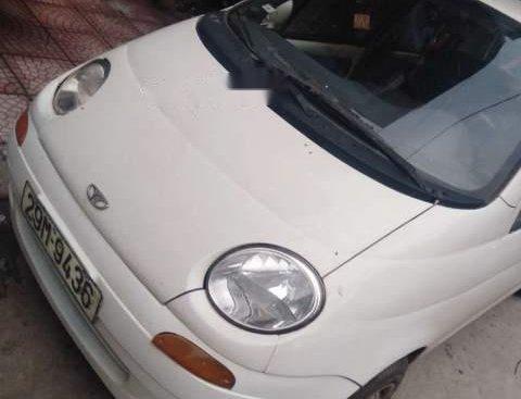 Bán xe Daewoo Matiz năm sản xuất 2001, biển số Hà Nội
